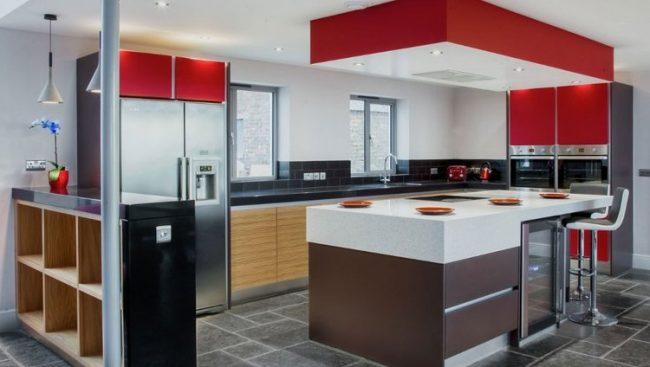 Cocinas Bilbao: Cocinas modernas con Isla
