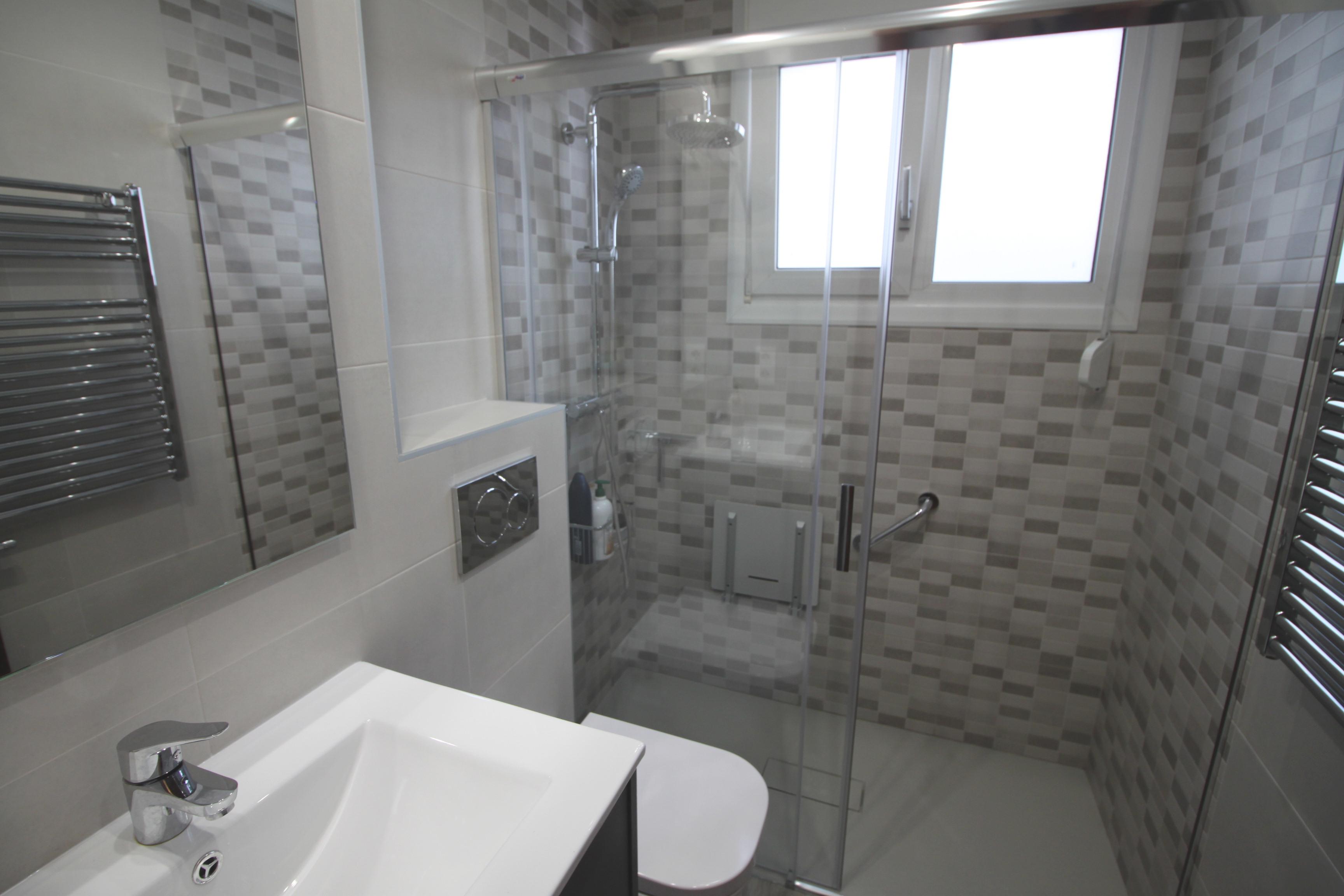 Reforma tus baños  Barakaldo junto a profesionales