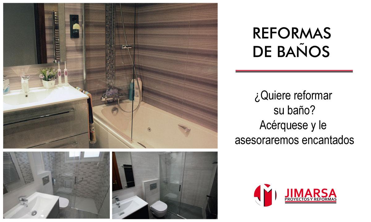 Reforma tus baños Bilbao con auténticos profesionales